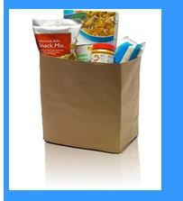 recycled-paper-bag-w-blue-background