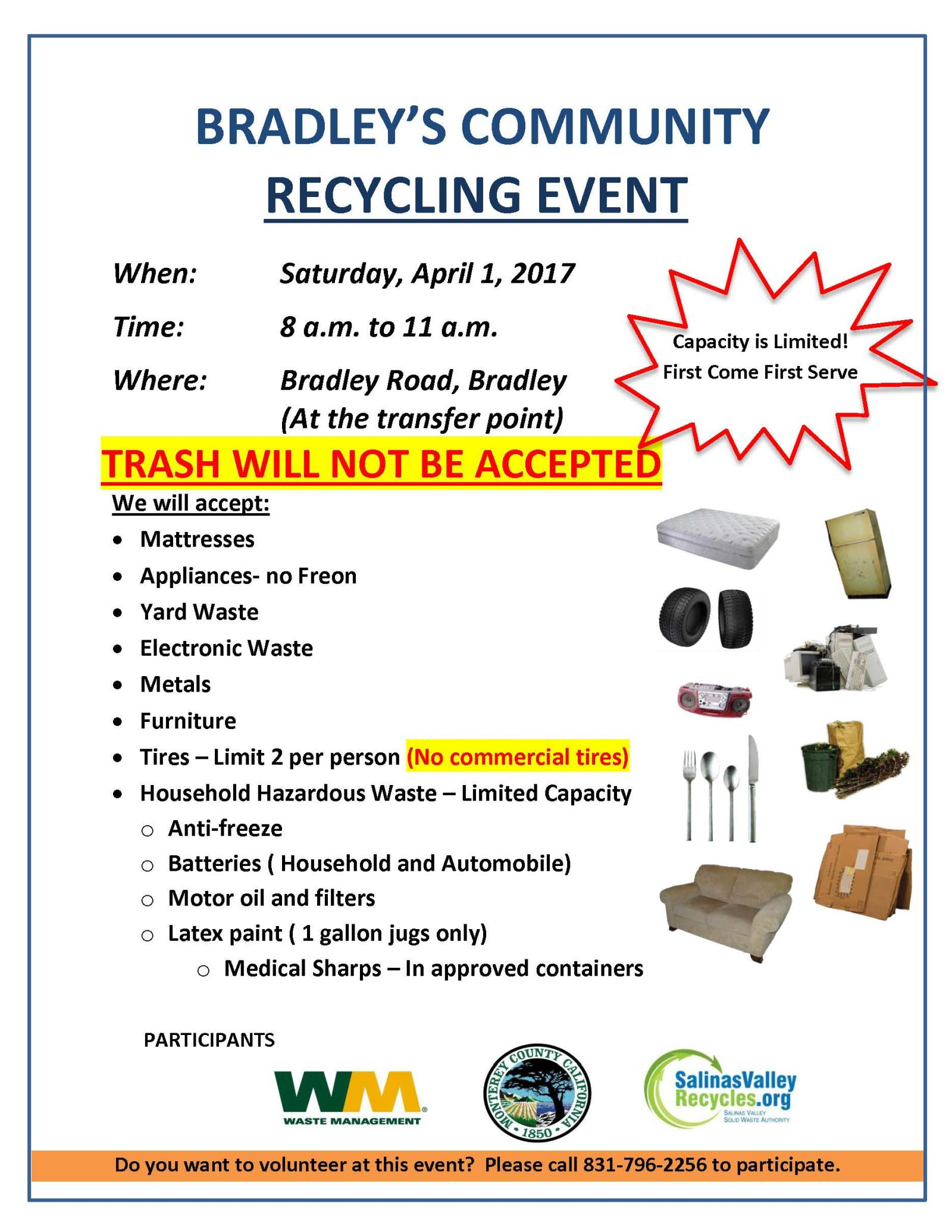 Bradley Community Recycle Event Flyer 4-1-2017 - Copy_Page_1