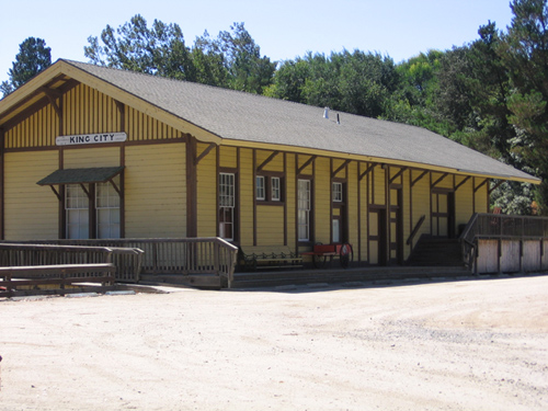 5-Railroad Depot