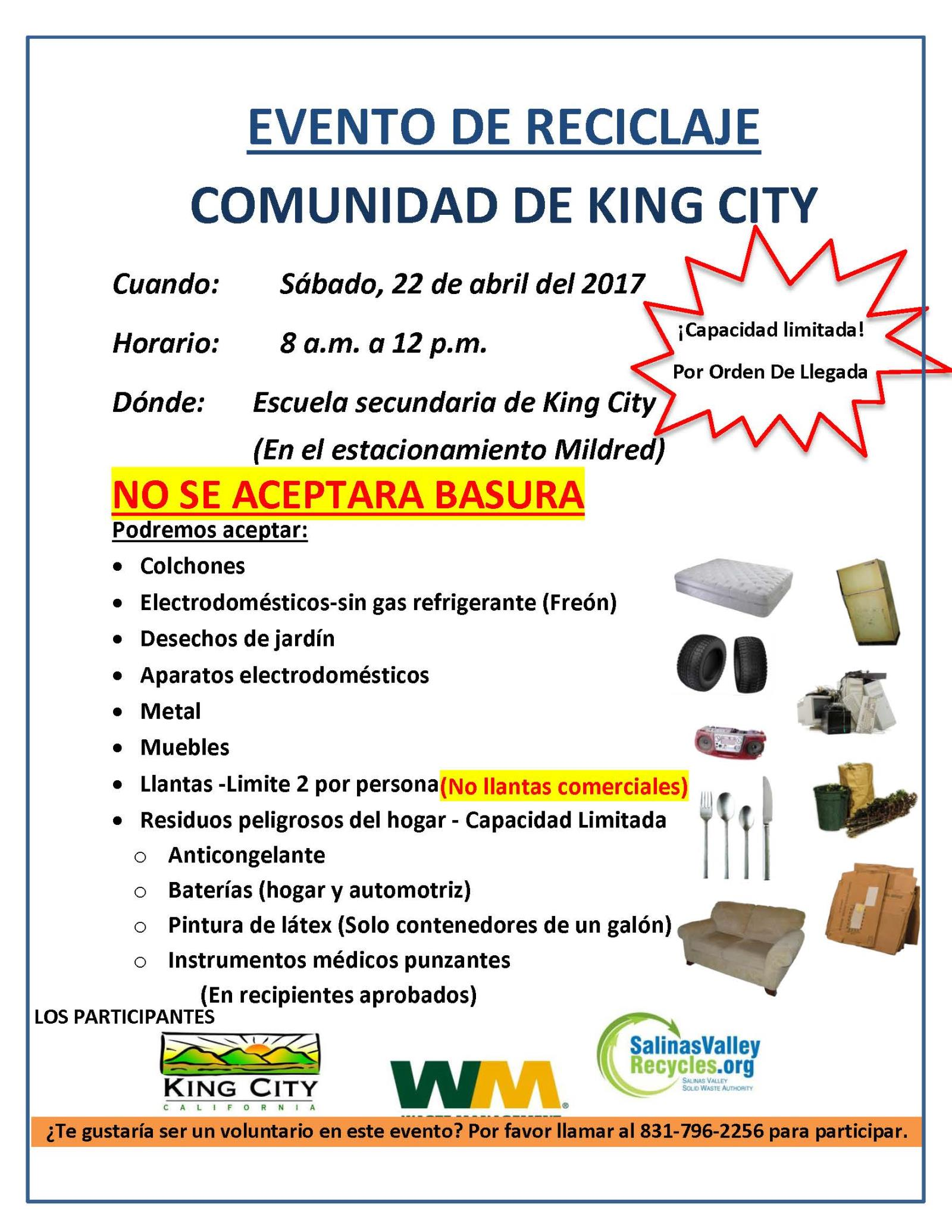 King City Community Recycle Event Flyer 4-22-2017 _Page_2