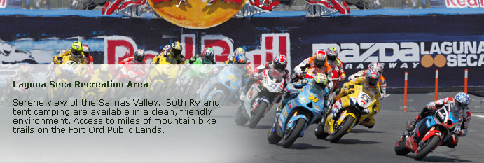 Laguna Seca page banner Red Bull motorcycle races