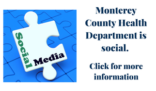 Monterey County Health Department is social.