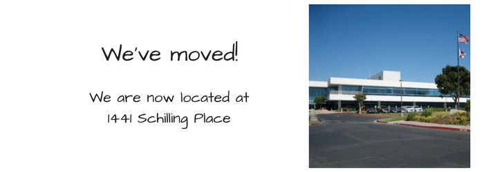 We are now located at 1441 Schilling Place