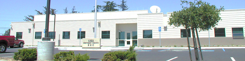 Emergency Communications 911 Building