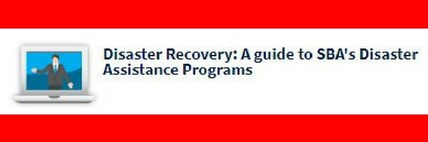 SBA Disaster Recovery Video
