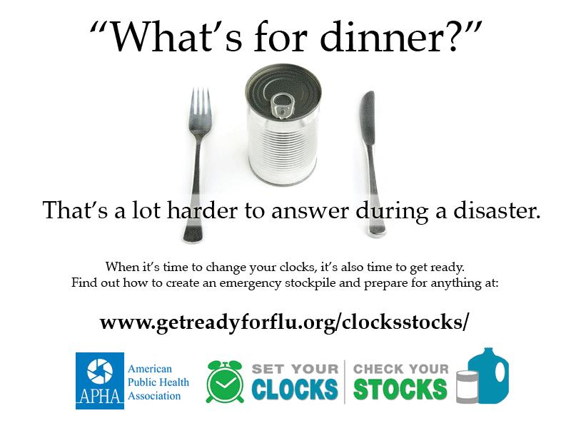 clocks_stocks_whats_for_dinner