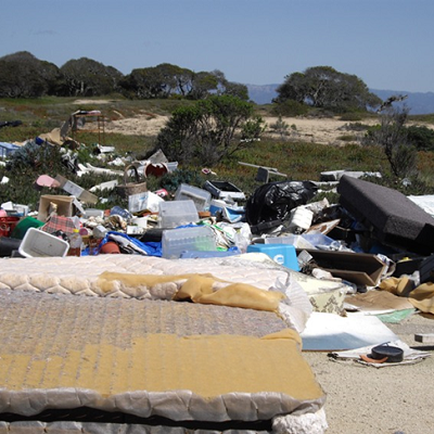 Illegal Dumping - A Growing Problem We Can Solve