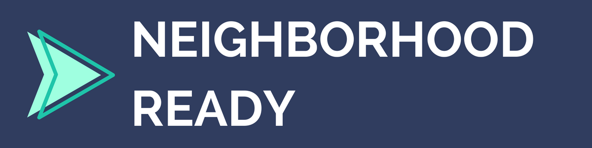 Button - neighborhood ready