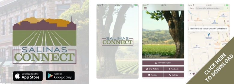 Salinas Connect App