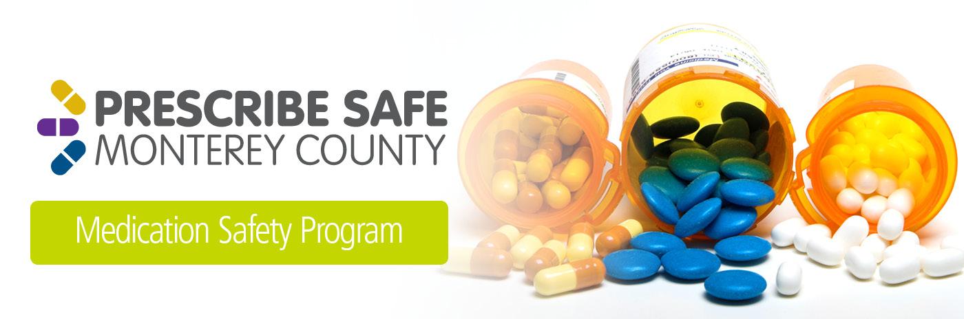 Prescribe Safe Monterey Banner