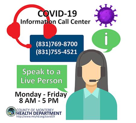 Covid19 Call Center