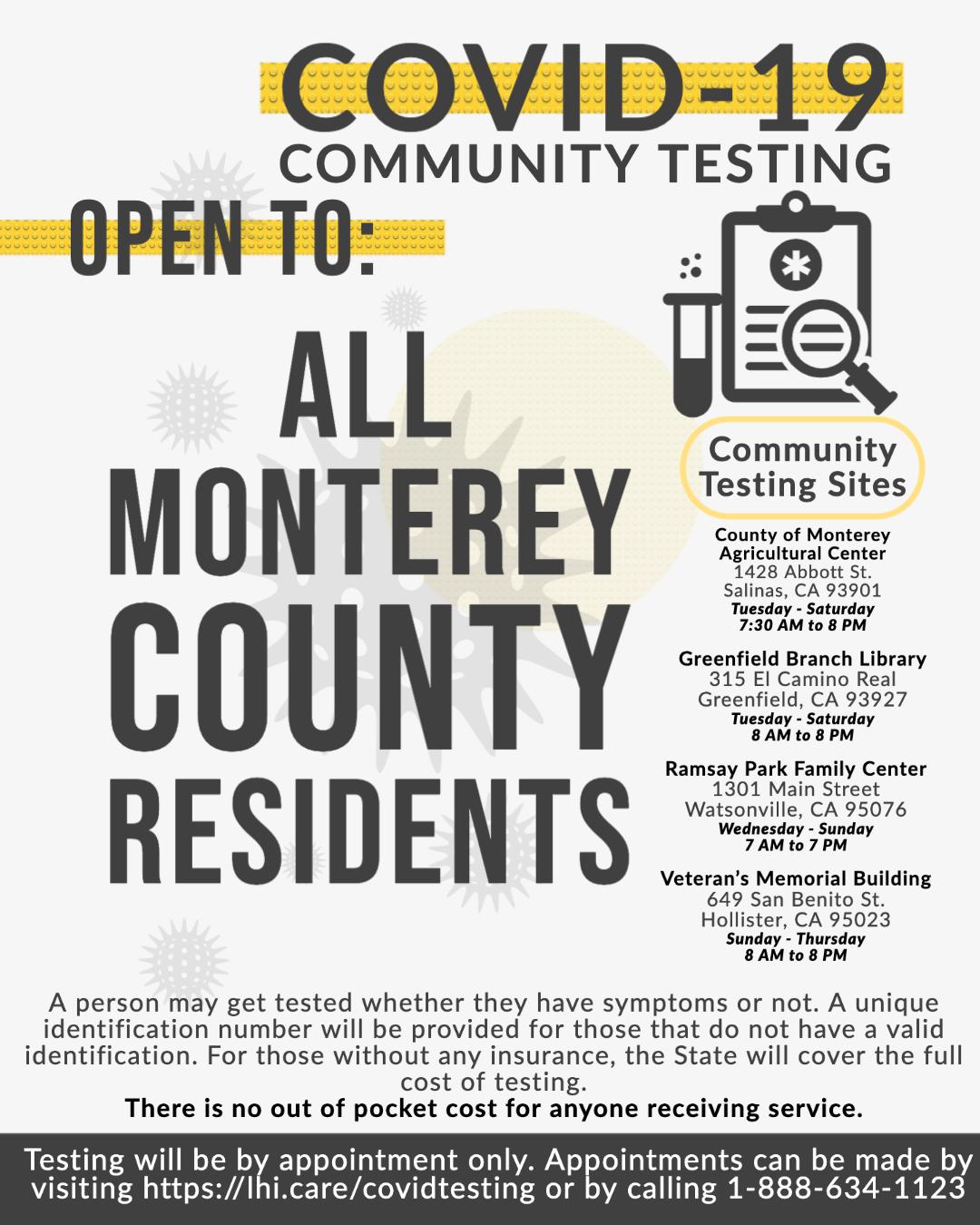 MC ALL Community Testing for COVID-19_FINAL copy