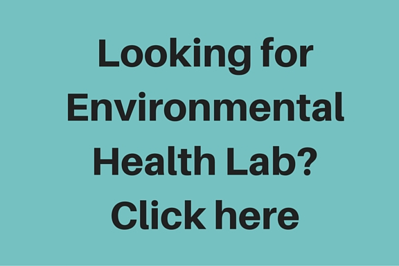 Looking for Environmental Health Lab? Click Here