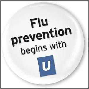 Flu Prevention begins with U