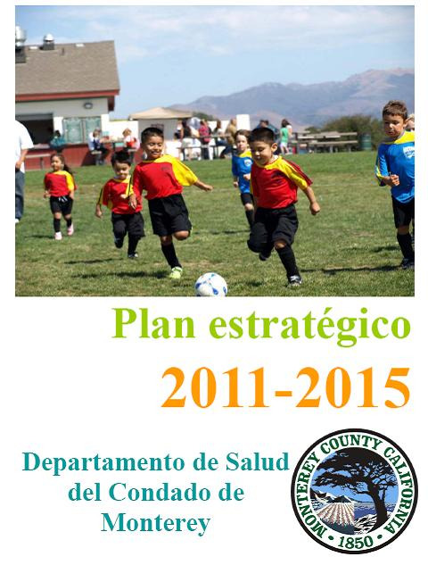 trategic plan cover 2011-2015 - Spanish