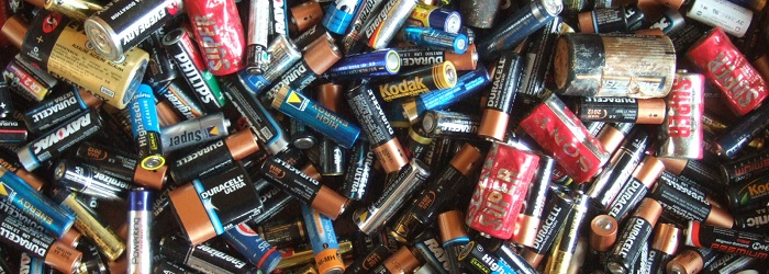 close up image of a bunch of batteries