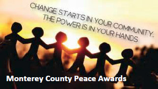 Peace Award Application Photo