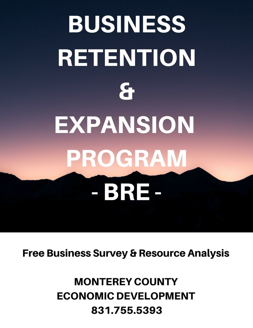 Business Assistance   Monterey County, CA