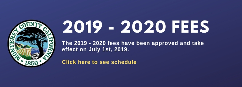 2018-2019Environmental health Fees