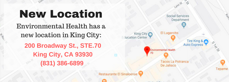 New King City location