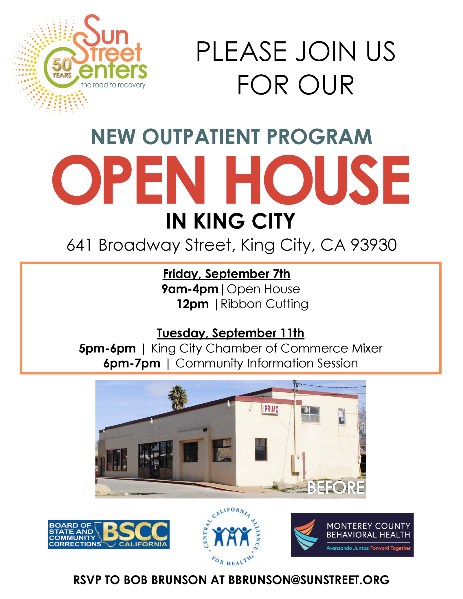 King City Open House
