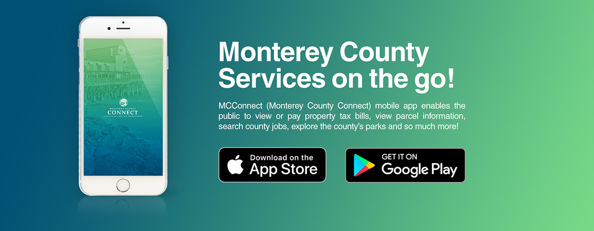 Monterey County Connect App Image