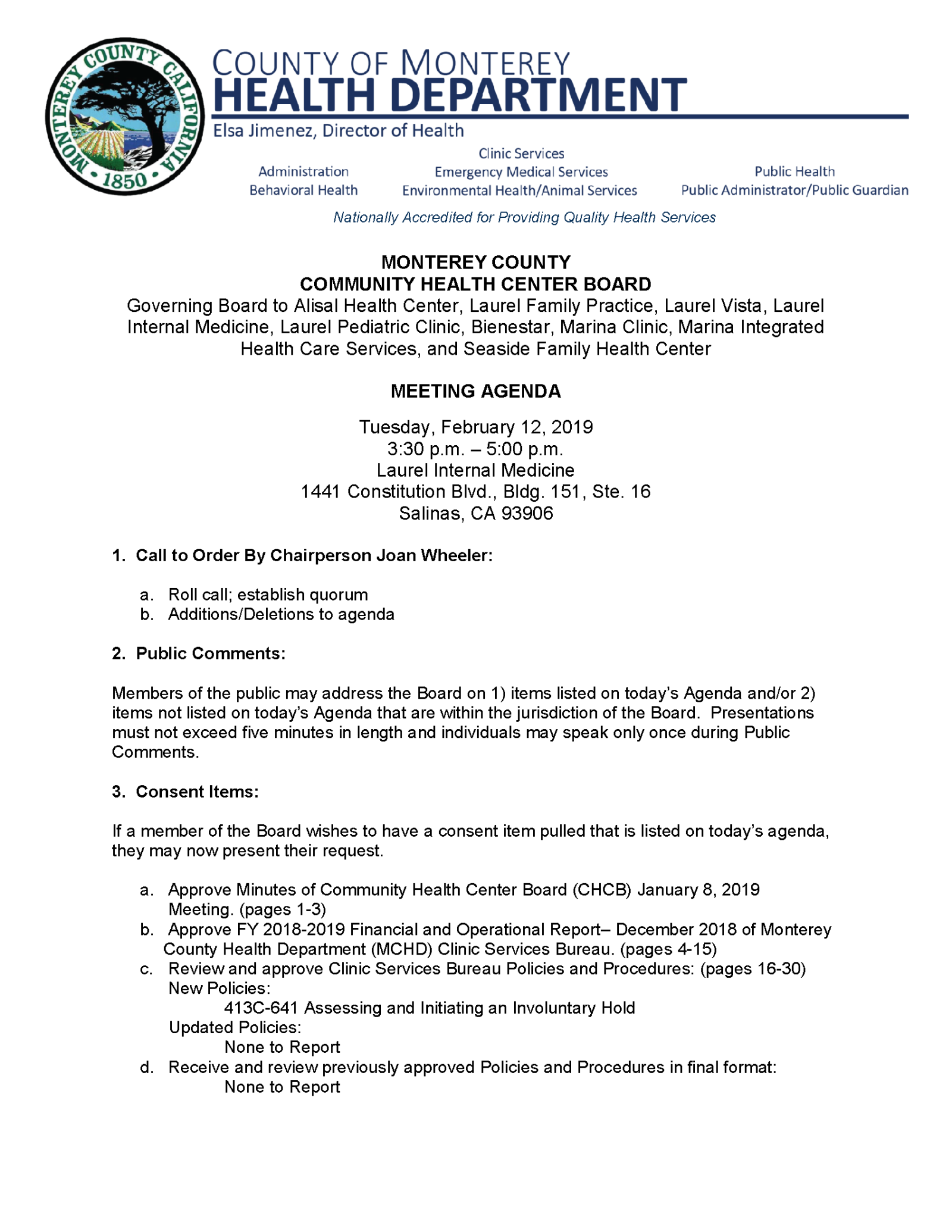 CHCB Agenda 2-12-19_Final to post _Page_1