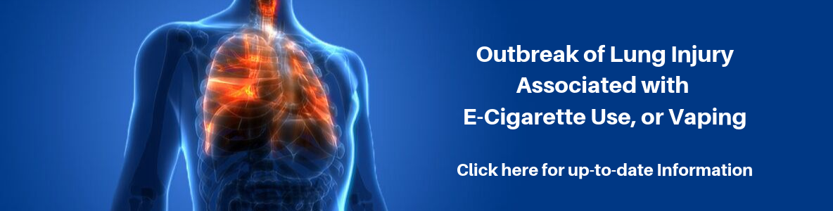 Outbreak of Lung Injury Associated with E-Cigarette Use, or Vaping