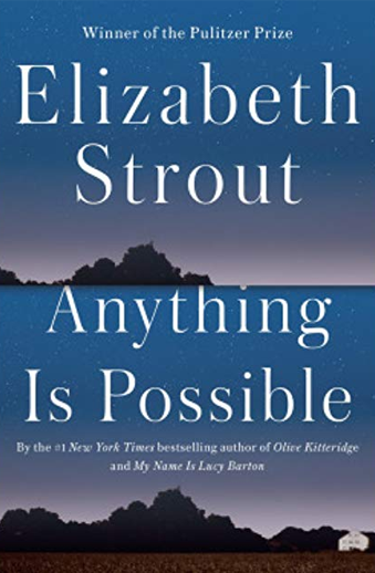book cover Anything is Possible by Elizabeth Strout