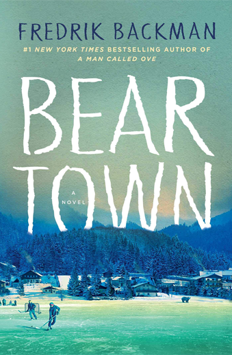 book cover Beartown a novel_by Fredrik Backman