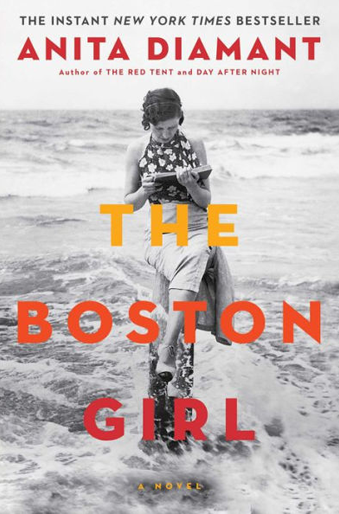book cover book cover Boston Girl a novel by Anita Diamant