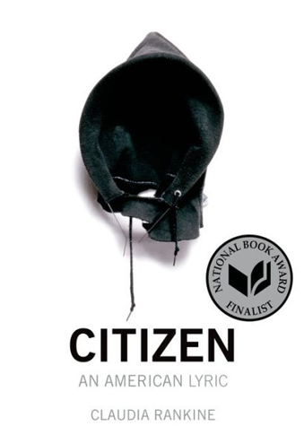 book cover Citizen an American Lyric by Claudia Rankine