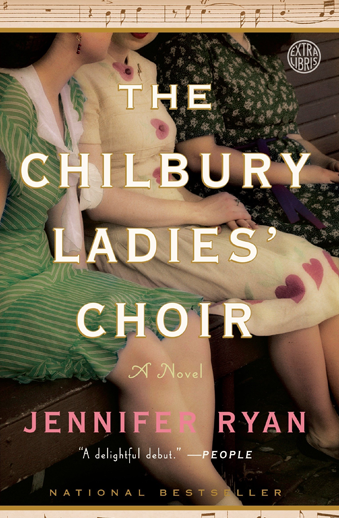 Book cover titled The Chilbury Ladies' Choir a novel by Jennifer Ryan
