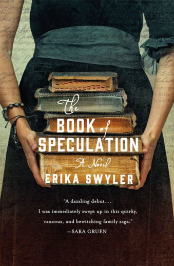 Book cover titled The Book of Speculation by Erika Swyler