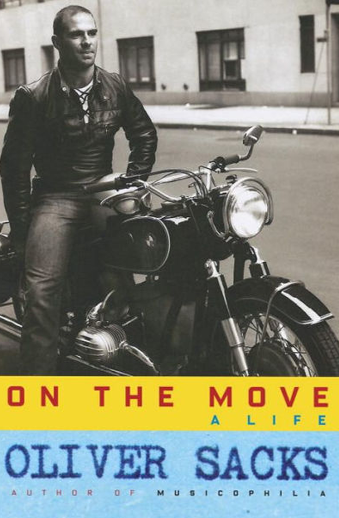 Book cover titled On the Move: a Life by Oliver Sacks