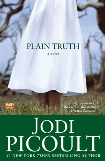 Book cover titled Plain Truth by Jodi Picoult