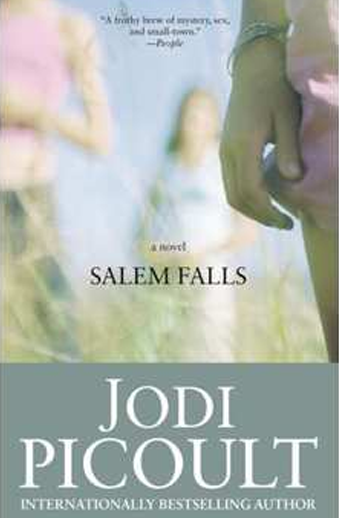 Book cover titled Salem Falls by Jodi Picoult