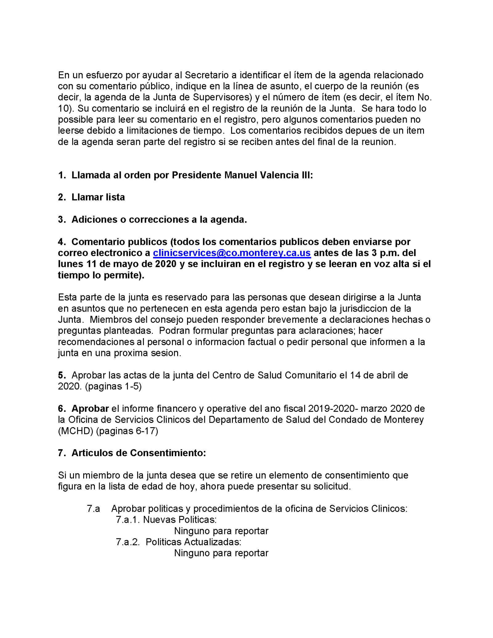 __CHCB May 2020 Agenda - FINAL in SPANISH (002)_Page_2