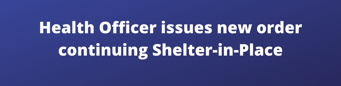 May 8, 2020 Supplement to Shelter in Place Order Restrictions have changed (1)