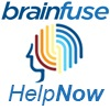 Brainfuse  help now logo