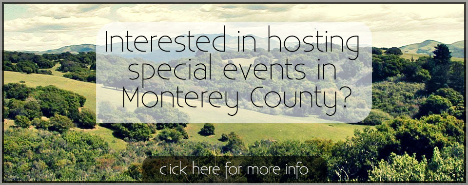 Special Events in Monterey County