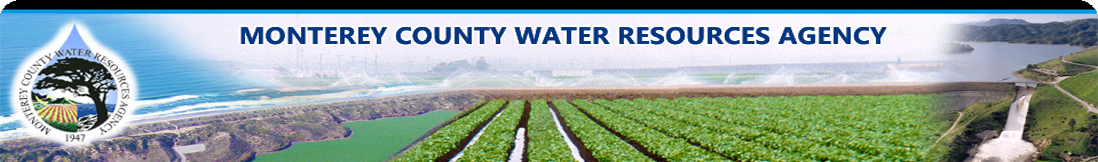 Water Resources Agency Banner Logo