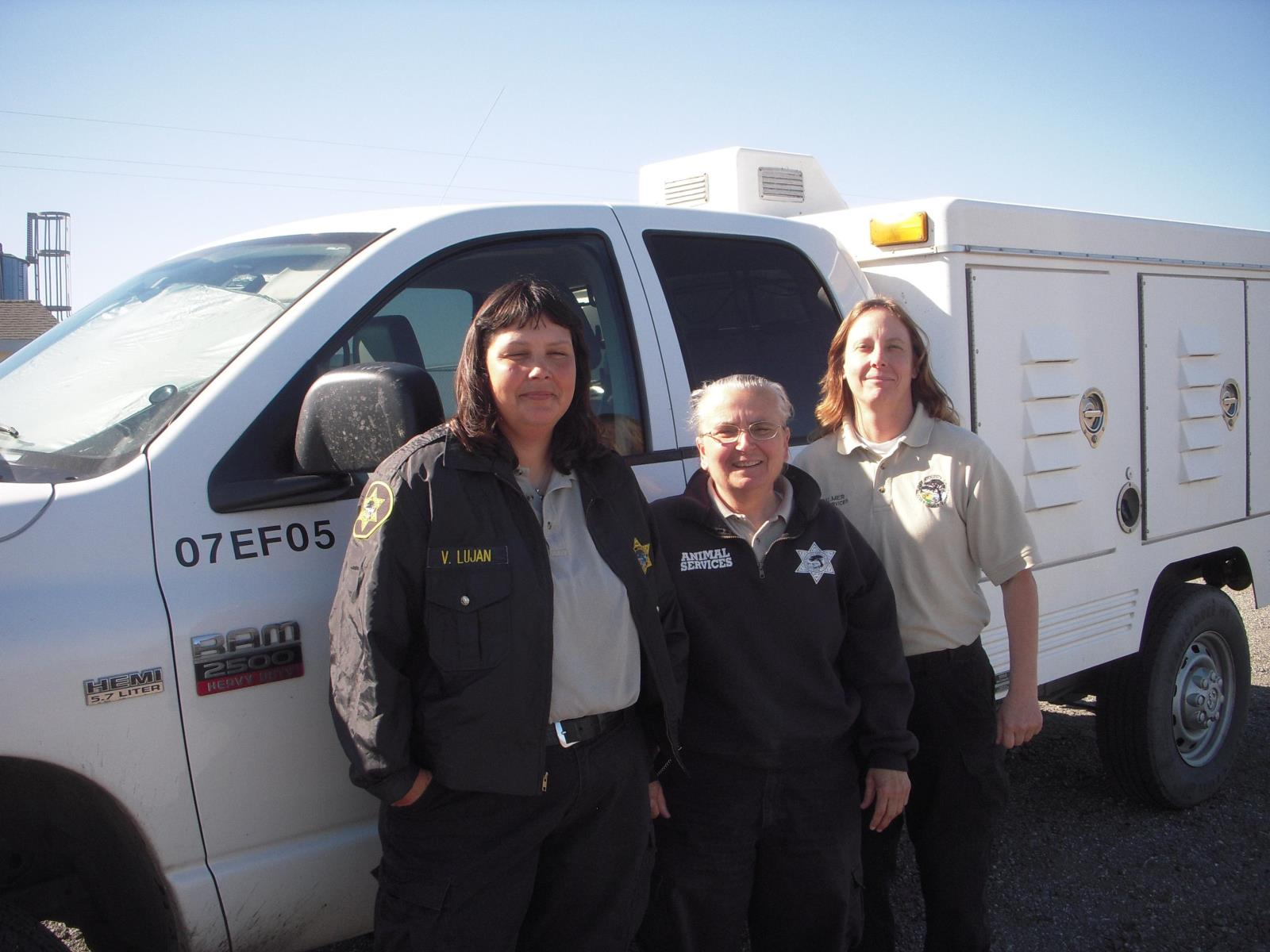 Monterey County Animal Control Officers