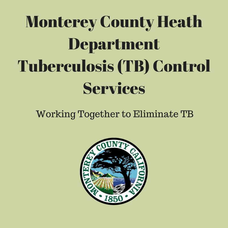 Working Together to Eliminate TB