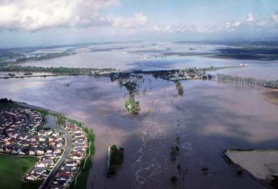 Salinas River, March 1995