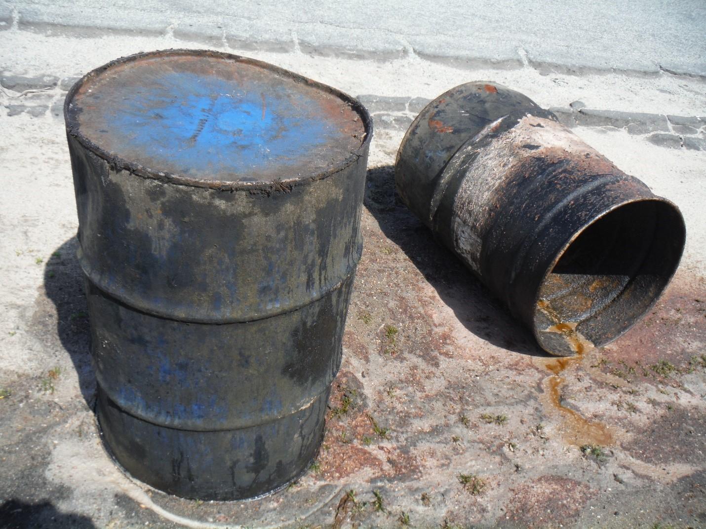Grease Barrels 1 12april18