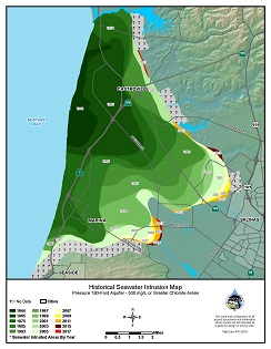 image of sea water intrusion map example