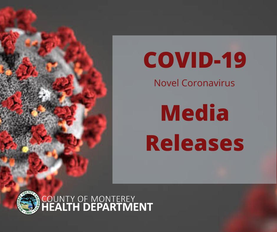 COVID-19 Media Releases
