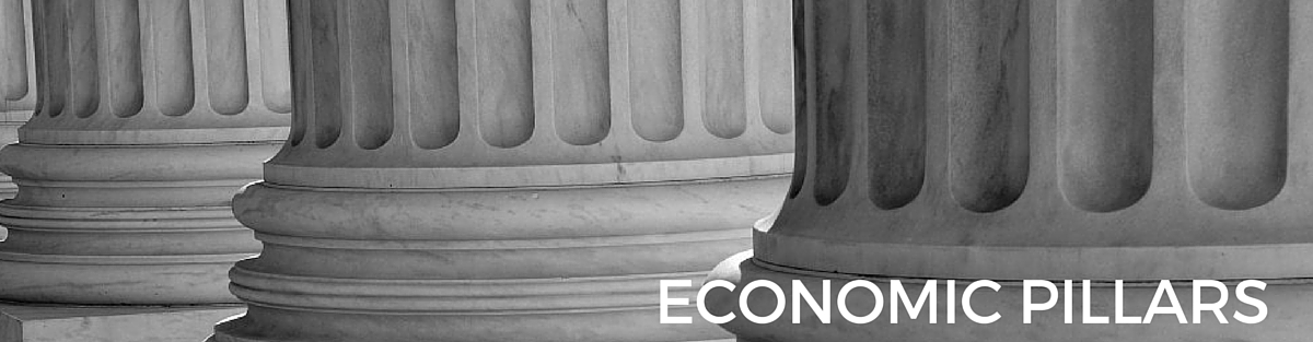 Landing Page for EDD website Econ Pillars