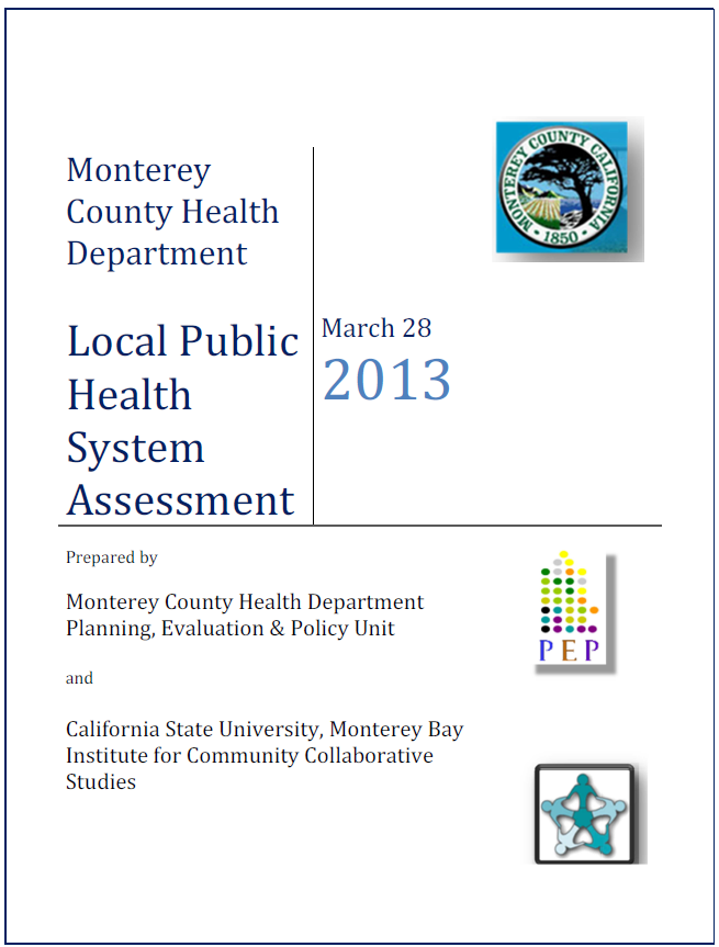 LPHSA 2013 cover